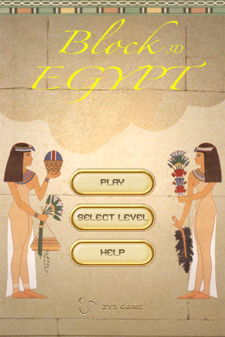 Screenshot Block 3D Egypt